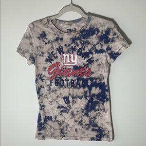 Custom NY Giants T-shirt